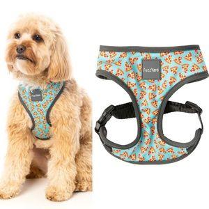 Other - FuzzYard Lyf pet / dog harness aqua pizza slice